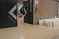 سیل ۲۵۳ منزل مددجویان کمیته امداد خراسان شمالی را تخریب کرد
