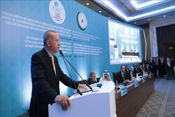 الخارجية الليبية: نرفض تصريحات أردوغان حول ان وضع ليبيا يهدد أمن المنطقة