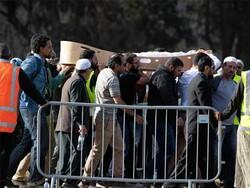 نیوزی لینڈ میں سانحہ کرائسٹ چرچ کے 26 شہداء سپرد خاک