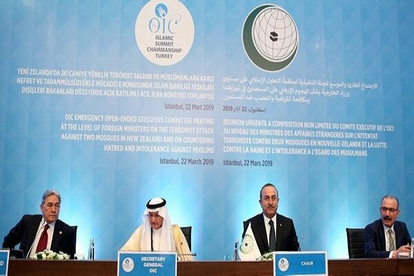 وزیر خارجه نیوزیلند در نشست فوق العاده سازمان همکاری اسلامی؛