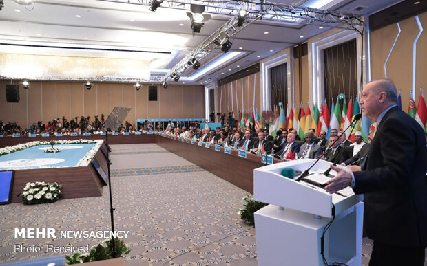 نشست فوقالعاده سازمان همکاری اسلامی