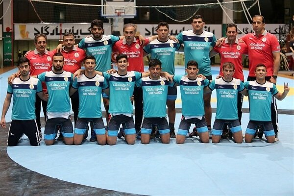 Iranian GR wrestlers claim title of U23 Asian C'ships