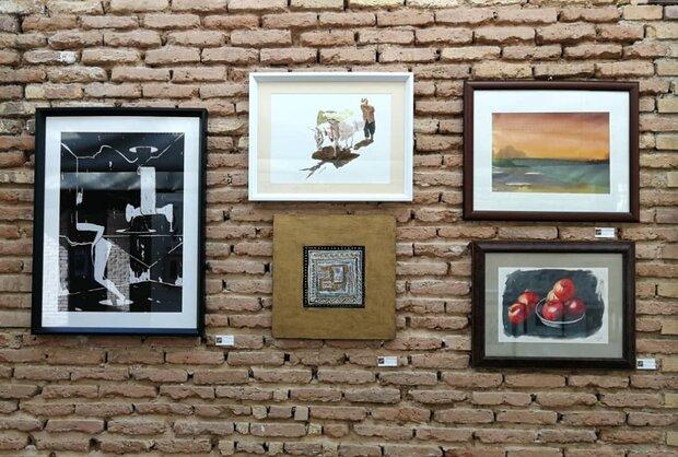 چهارمین نمایشگاه گروهی بهار ایرانی در نگارخانه تاروپود