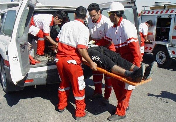 نجات ۳۲۹ نفر در ۷۲ ساعت گذشته/امدادرسانی به ۱۱۹۱ نفر