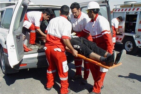 انجام ۴۴۷ عملیات امداد و نجات در کشور