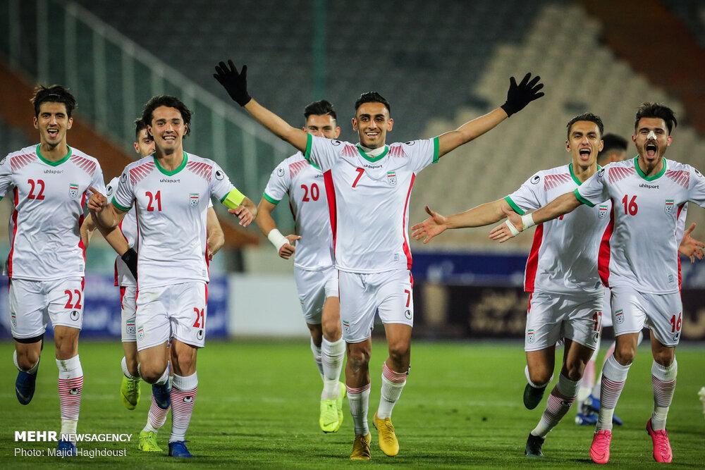 Iran 3-1 Turkmenistan at AFC U23 C'ship qualifiers