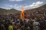 """İran'ın Kürdistan eyaletinde """"Nevruz"""" şenliği"""