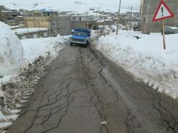 تخلیه ۱۷ خانه مسکونی در حسینآباد کالپوش/ اعلام یک منطقه ممنوعه