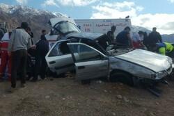 ۱۱ حادثه ترافیکی شرق استان سمنان یک کشته و ۱۲ مصدوم برجای گذاشت