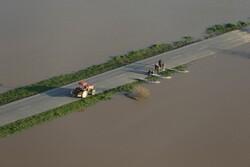 ساکنان و مسافران از اسکان در حاشیه رودخانه های اهواز پرهیز کنند