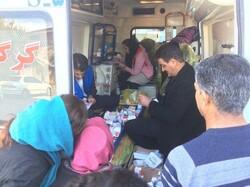 ۴ کامیون اقلام و تجهیزات دارویی به مناطق سیلزده پلدختر اعزام شد