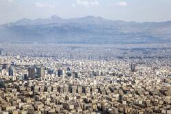 تنفس هوای پاک در تهران/ پیش بینی هوای سالم در بیشتر مناطق تهران برای فردا
