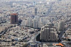 کیفیت هوای تهران قابل قبول است/ بیشترین دمای هوا ۲۲ درجه در پایتخت