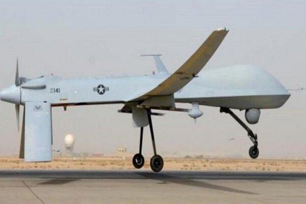 إسقاط طائرة تجسس للعدوان السعودي في الحديدة