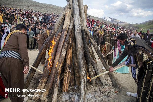 """Nowruz Celebration"" in Kordestan prov.'s villages"
