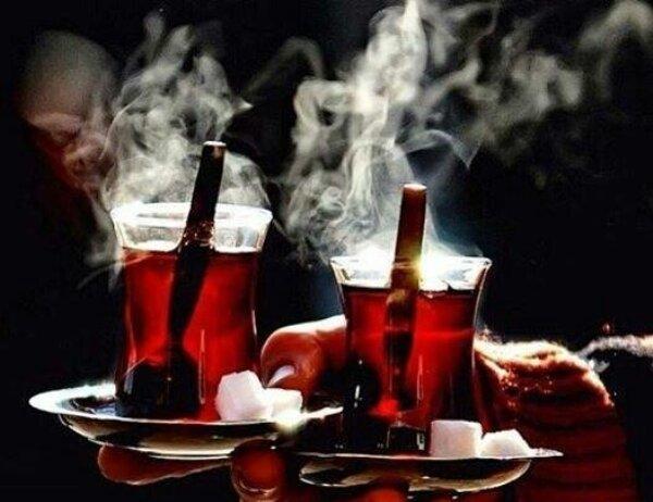 تأثیر دمای چای داغ بر افزایش شانس بروز سرطان مری
