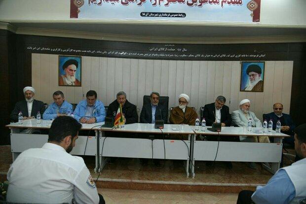 رحماني فضلي يعقد جلسة طارئة في كلستان لإدارة أزمة السيول