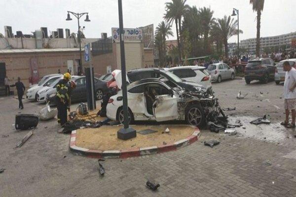وقوع انفجار در شهرک صهیونیستنشین «ایلات»/ زخمی شدن ۲ صهیونیست