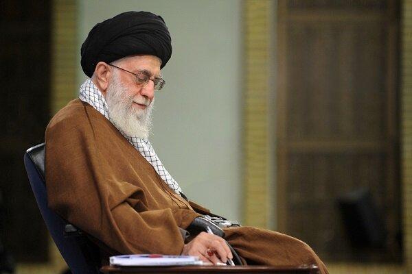 قائد الثورة الاسلامية يهدي المنكوبين بمحافظة كلستان لوازم منزلية ومواشي