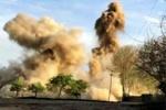 کشتهشدن ۱۴ غیرنظامی در حمله هوایی آمریکا به قندوز