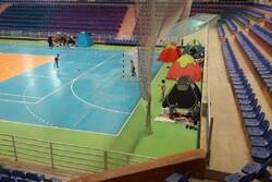 سالنهای ورزشی لرستان برای اسکان مسافران نوروزی آماده شدند