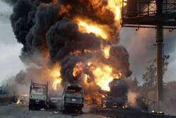 السفارة الإيرانية في كابل تستنكر تفجير سكة حديد خواف _ هرات