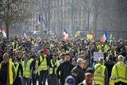 اعتراضات جلیقه زردها باید ساماندهی شود