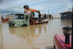 امدادرسانی جهادکشاورزی گلستان به سیل زدگان ادامه دارد