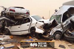 فلم/ بعض ڈرائیوروں کی غفلت کا ایک منظر