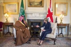 عربستان بزرگترین واردکننده تسلیحات اروپایی/ نقش لندن در تسلیح ریاض