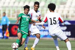 درگیری اعضای کادر فنی تیم فوتبال امید ایران و عراق