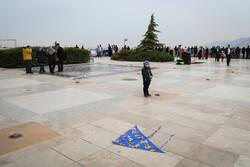 افزایش ۳۵ درصدی بازدید نوروزی مسافران از برج میلاد