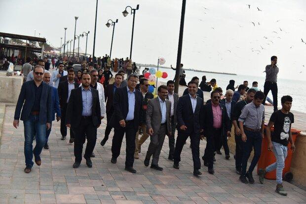 استان بوشهر مهیای میزبانی مسافران است/ آمادهباش برای بارندگی