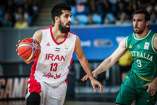 Iran basketball can make it: Mohammad Jamshidi