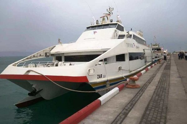 Iran launches 1st advanced tourist ship