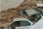 ۱۰ کشته و ۱۵ زخمی در سیل شیراز