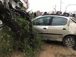اسامی جانباختگان و مصدومان سیلاب شیراز اعلام شد