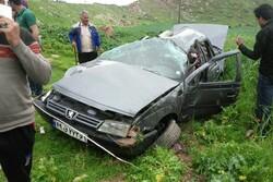 وقوع ۱۷ سانحه تصادف خسارتی در استان سمنان/ترافیک پرحجم و روان است