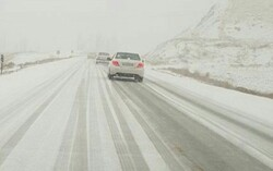 بیشتر مناطق آذربایجان شرقی شاهد برف و باران میشود