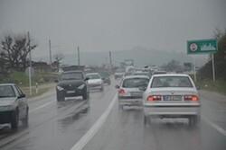 تداوم بارش باران تا اوایل هفته آینده در گیلان