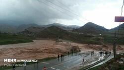 flood in Shiraz