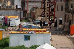 فعالیت ١٨ تیم امداد و نجات در سرپل ذهاب / برپایی دو اردوگاه اسکان اضطراری برای سیل زدگان