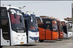 جابجایی۳.۲میلیون مسافر با ناوگان عمومی در دور نخست سفرهای نوروزی
