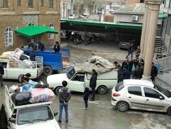 کمکهای مردم آذربایجان شرقی به گلستان ارسال شد