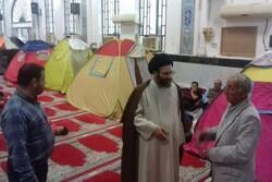 همه مساجد آماده خدمات رسانی به مهمانان نوروزی باشند