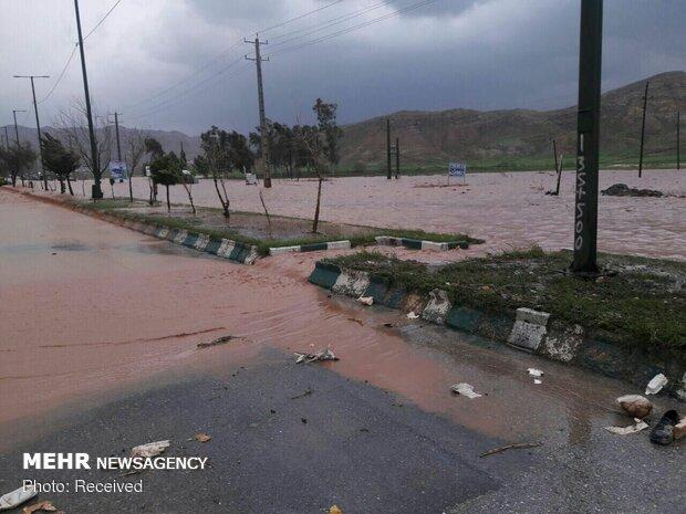 انجمن علمی داروسازان, گلستان, خسارات سیلاب