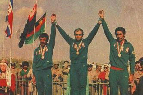 Ex-Iran cyclist Behrouz Rahbar dies