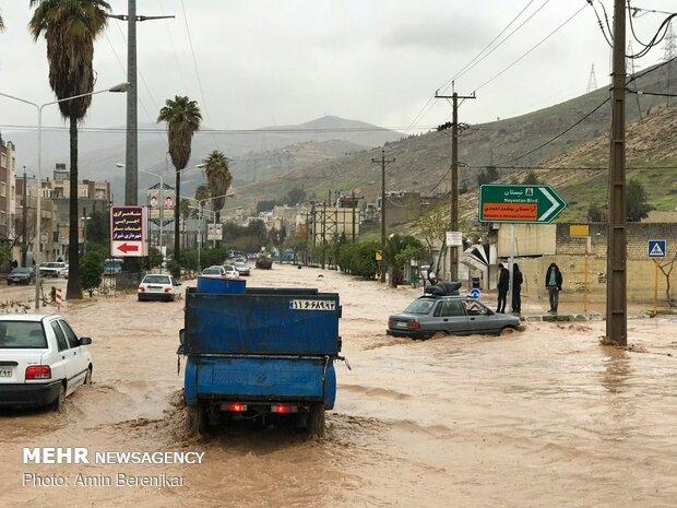 تشکیل ستاد فرماندهی سیلاب در تمامی استانهای کشور