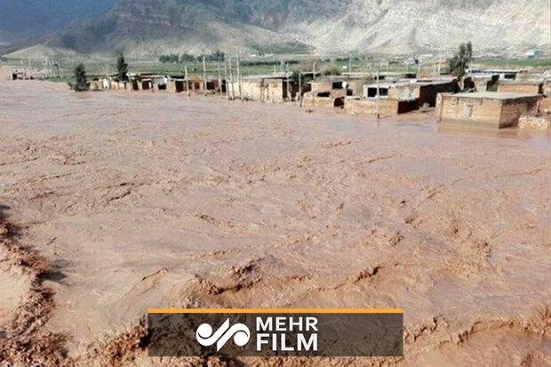 VIDEO: Heavy rainfall in Hasht Bandi, Hormozgan