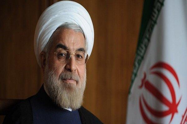 Pres. Rouhani urges full alert over devastating flood